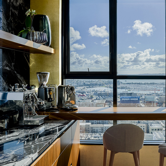Process michael mansvelt design for Interior decoration gst rate
